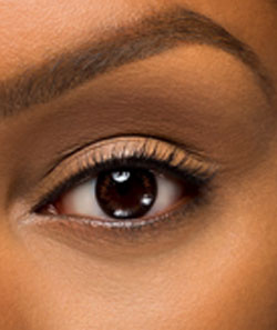 Beautiful Lashes Before